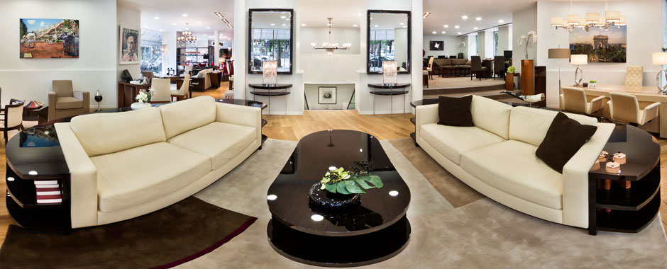 Hugues Chevalier | showroom Paris | visite virtuelle 360 | 01